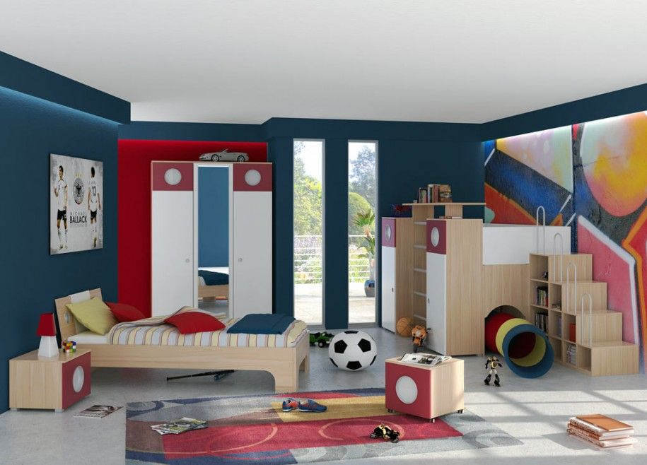 Little Boys Bedrooms Ideas, Little Boy Bedrooms, Decor