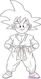 Resultado De Imagem Para Imagens De Desenhos De Dragon Ball Gt