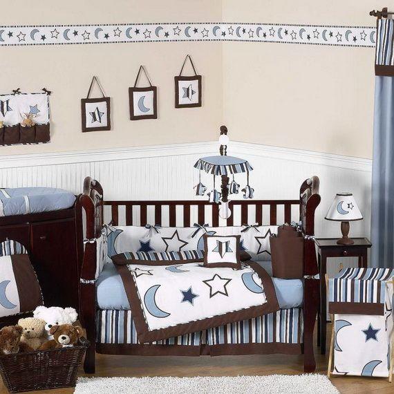Sun And Moon Home Decor Accessories For Ramadan Family Holiday Baby Boy Bedding Baby Boy Crib Bedding Baby Crib Bedding Sets