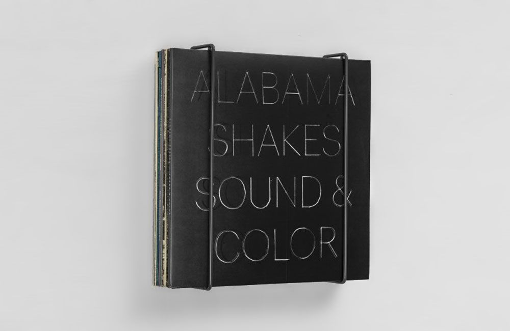 F r schallplatten b cher und sch ne sachen drahtregale cover von alex valder schallplatten - Schallplatten wand ...