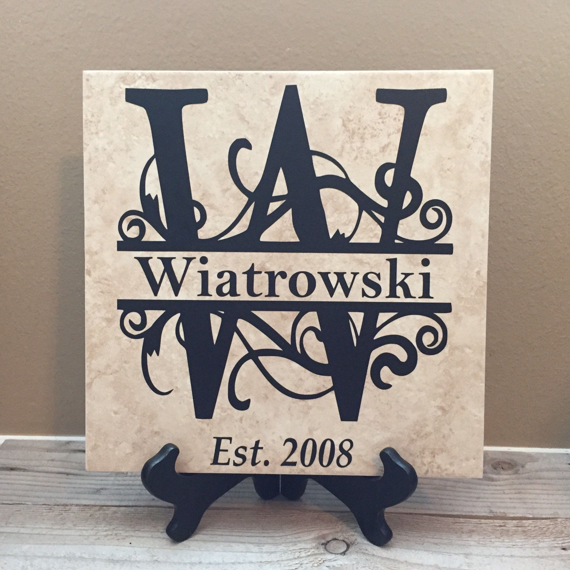 Wedding Gifts Personalized Established Sign Gifts For Etsy In 2020 Wedding Shower Gift Personalized Wedding Gifts Beautiful Personalized Gifts