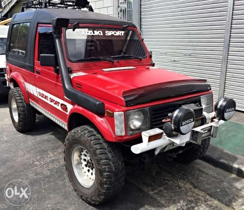 Suzuki Samurai 1 3l 4x4 Mt 1993 Vitara Jimny In Pasig Metro