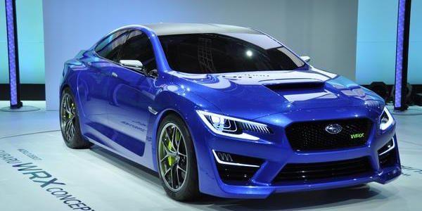 subaru mid engine sports car  new subaru brz denis