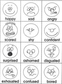 Pin By Reyna Hernandez On Therapeutic Tools Emotions Preschool Activities Emotions Preschool Emotions Cards