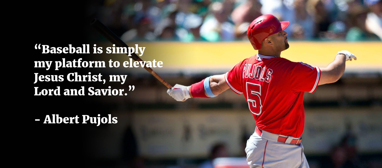 Albert Pujols 5 Baseball Player Quotes Albert Pujols