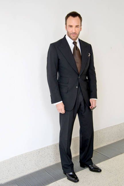 cc4c46e9812dc5 Happy Birthday, Tom Ford!   Celebrity Style Report   Tom ford, Tom ...