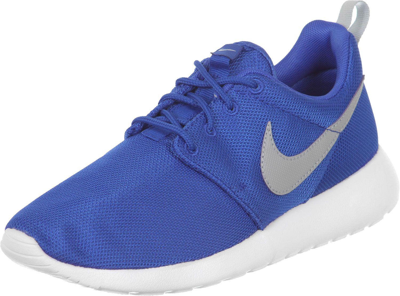 zurück Home Nike Roshe Run Youth GS Schuhe blau grau weiß
