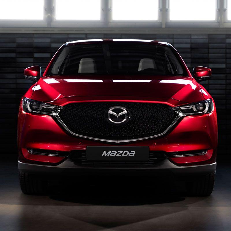 2019 Mazda CX-5 SKYACTIV-D Diesel Engines