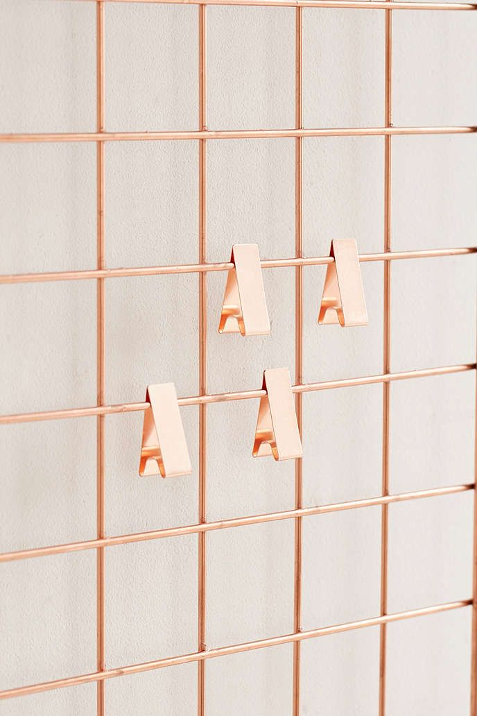 Wire Wall Rectangle Grid | Urban outfitters, Urban and Walls