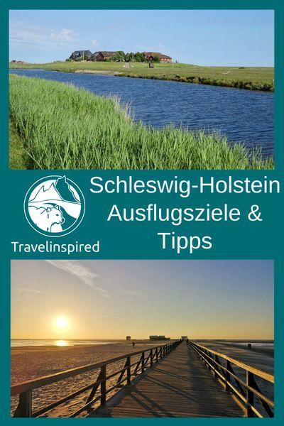 23 Ausflüge in Schleswig-Holstein: Tipps für schöne Ausflugsziele