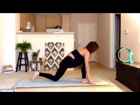 youtube  sun salutation easy yoga flexibility
