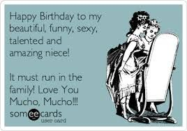 Funny Niece Birthday Images Google Search Birthday Cards