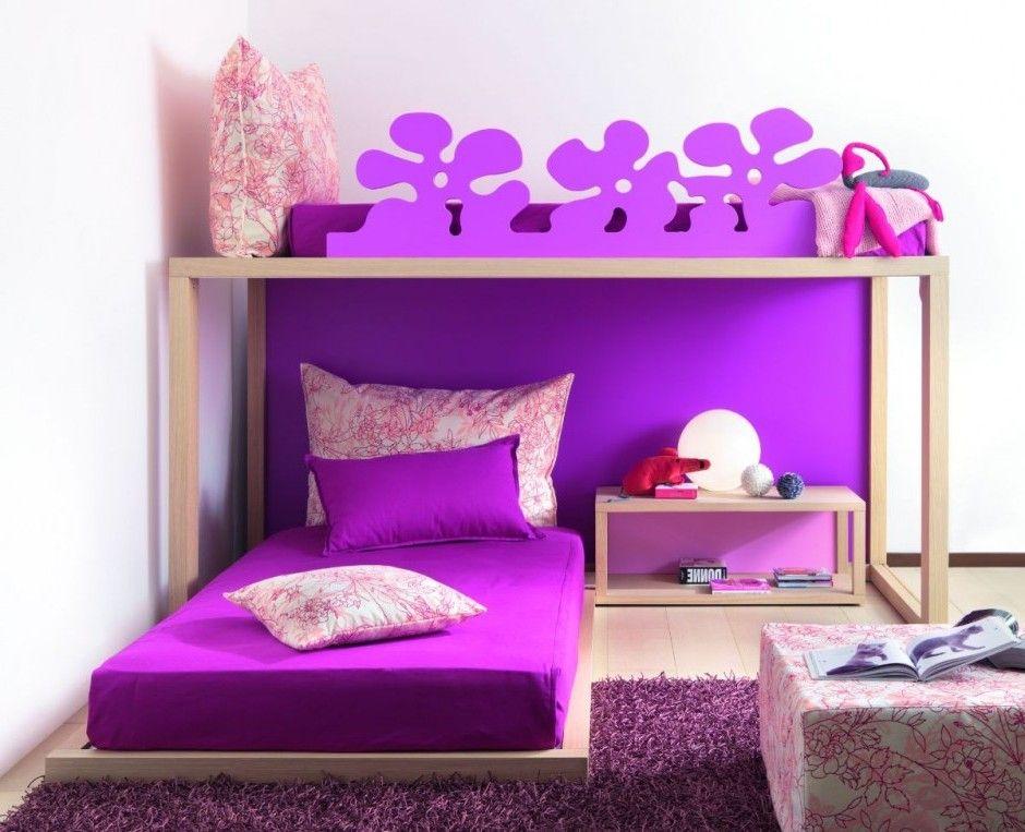 image result for girls bedroom purple  kid room decor