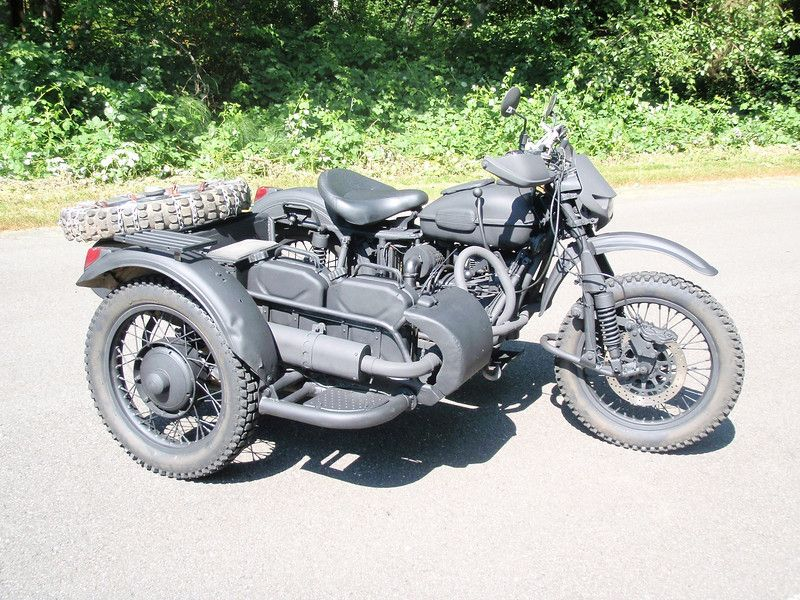 that is one awesome looking bike ural a ling where. Black Bedroom Furniture Sets. Home Design Ideas