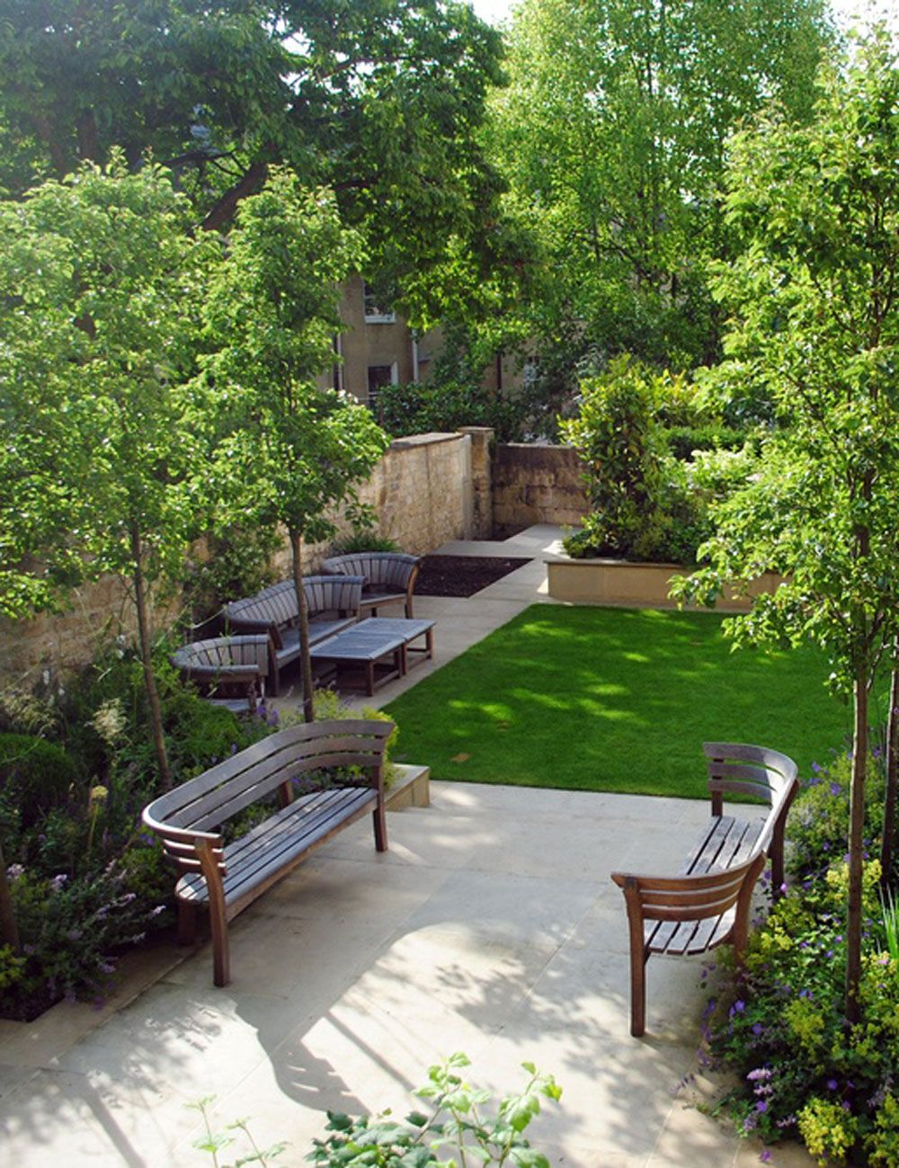 Garden Landscaping Wakefield : Butter wakefield garden design house the list backyard