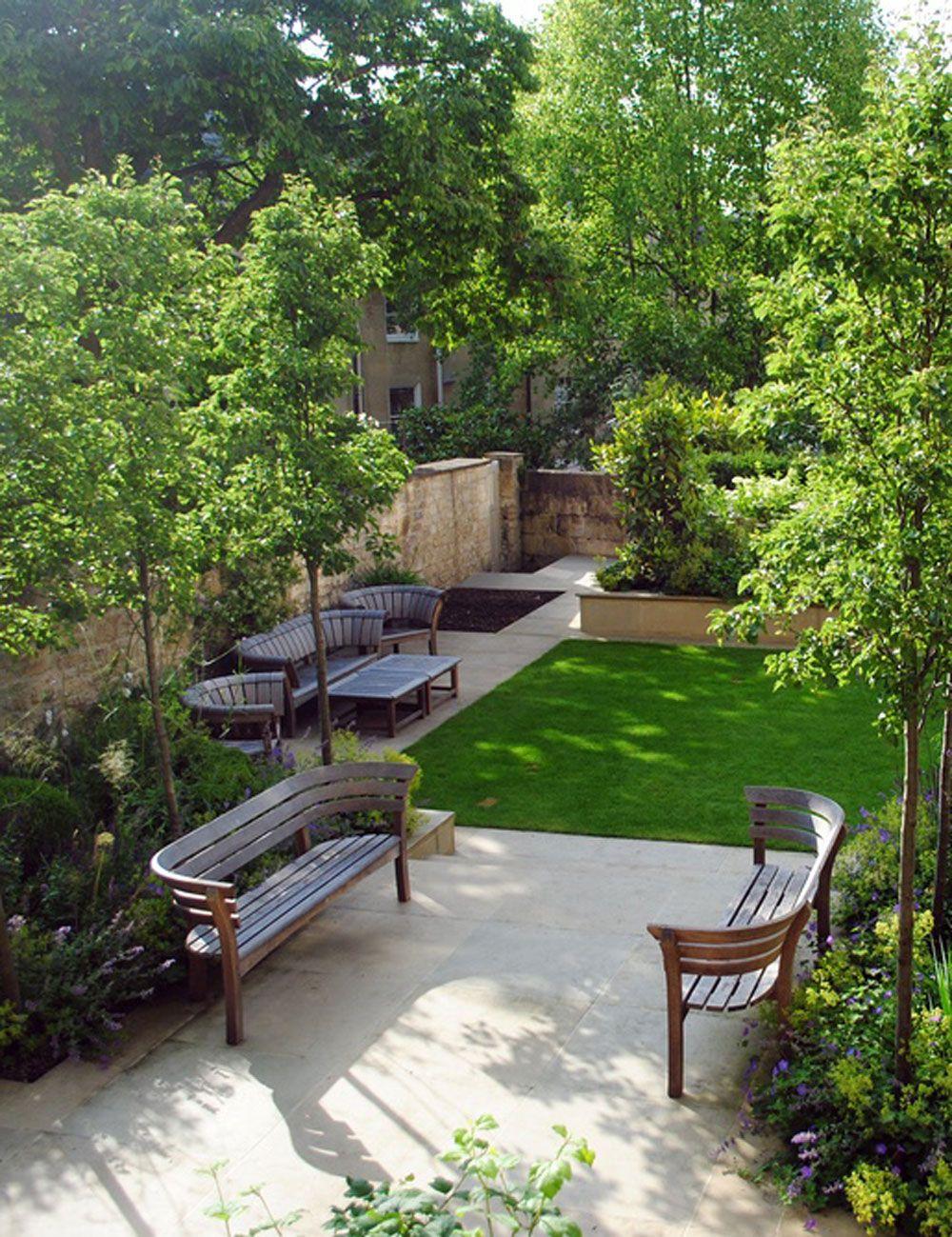 Butter Wakefield Garden Design - House & Garden, The List | Al ...