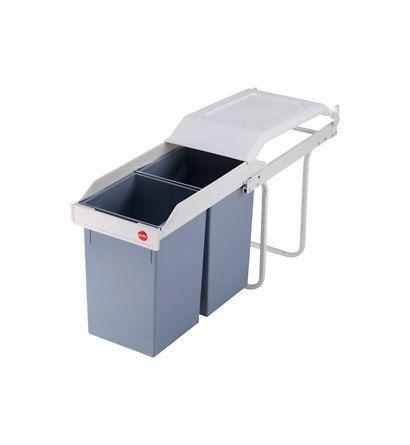 Hailo Hailo Einbau-Abfalleimer »Multi-Box« Kaufen Im Mülleimer