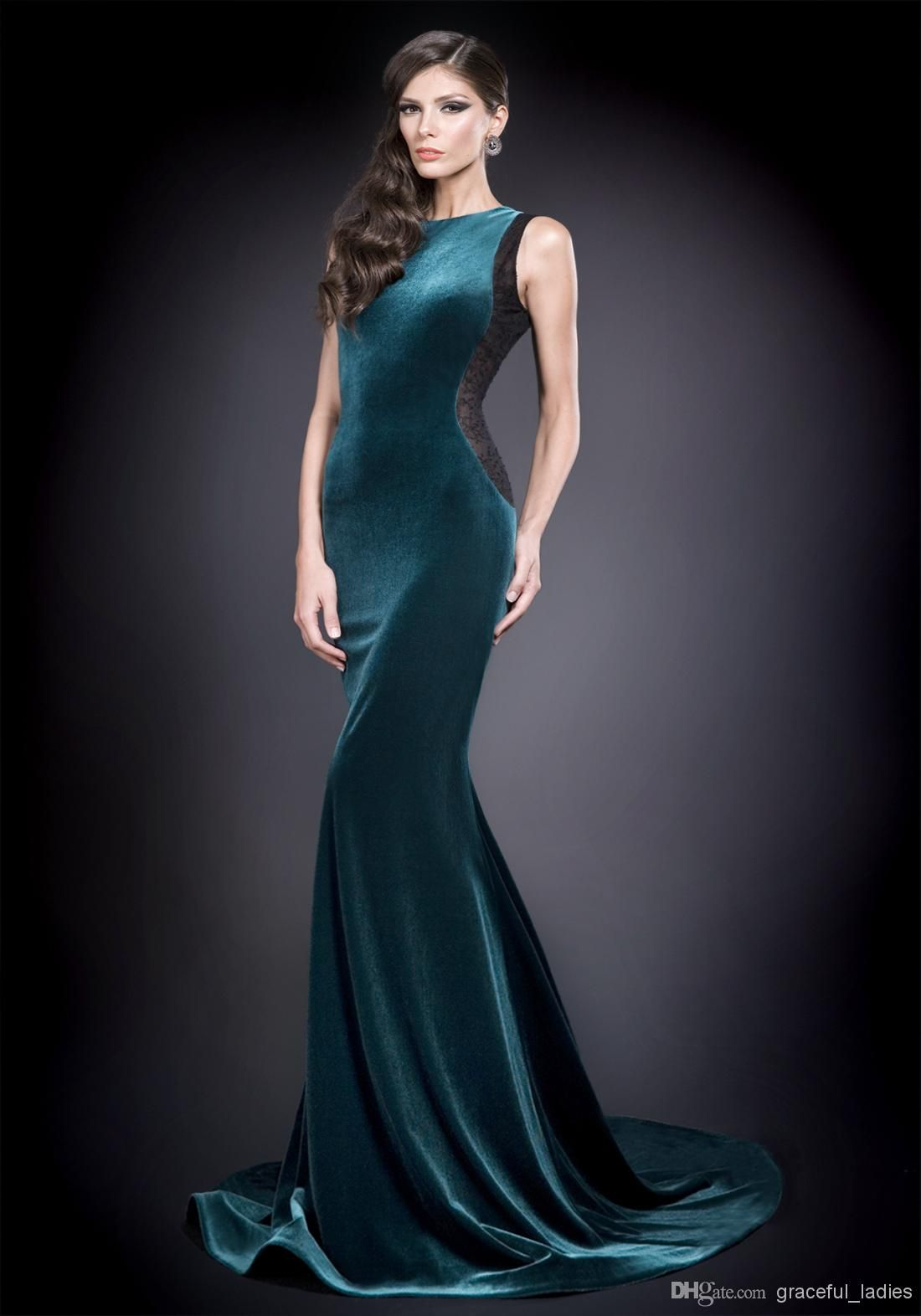 velvet gown - Yahoo Image Search Results | My Dream Closet ...