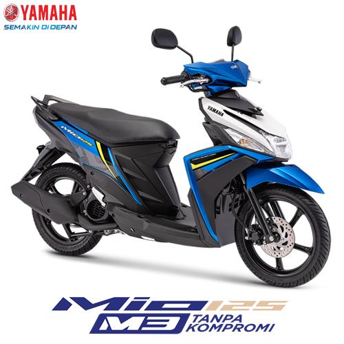 Paket Harga Promo Kredit Yamaha Mio M3 125 Terbaru DP ...