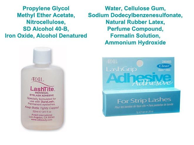 74072e112b6 Lashgrip Eyelash Adhesive Vs Ardell LashTite Uses Compared | Make ...