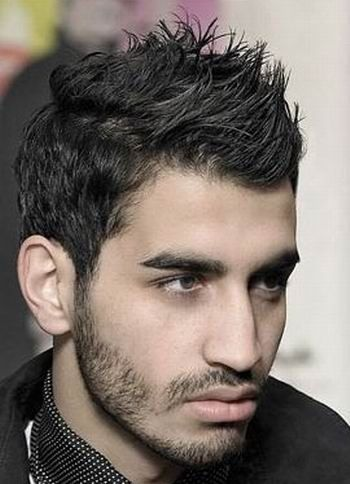 Mens Haircut Hairstyle Haircut Style For Short Hairstyles ...