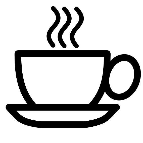 Simple Coffee Cup Coffee Cup Icon Coffee Clipart Coffee Steam