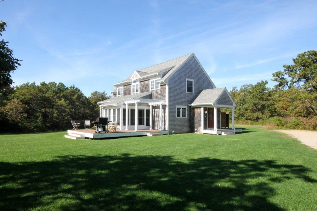 Recently sold home near Long Point Beach in West Tisbury