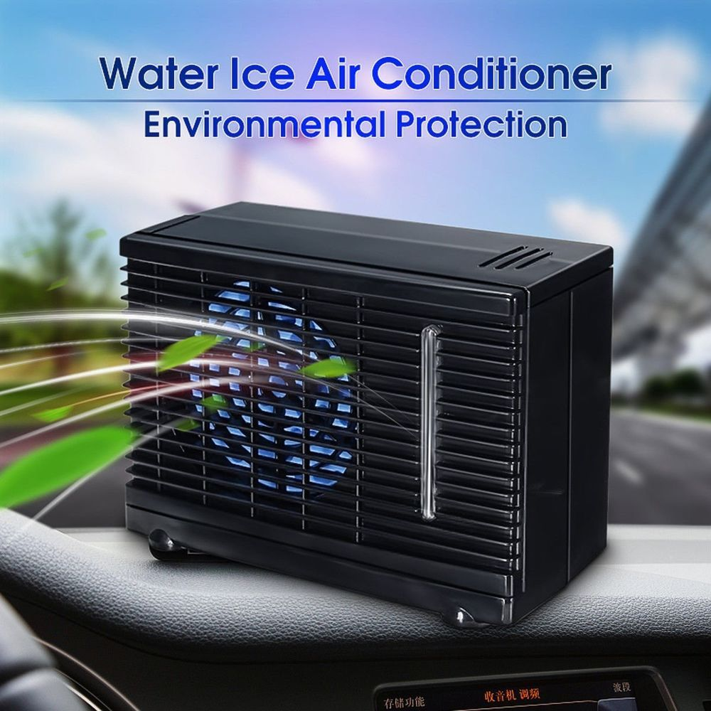 12V Portable Evaporative Car Air Conditioner Home Cooler