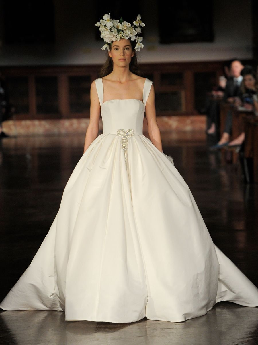 Reem Acra Spring 2021 Bridal Collection Ball Gowns Wedding Wedding Dresses Kleinfeld Ball Gown Wedding Dress