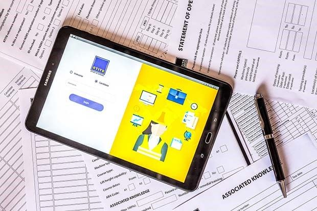 RTITB launch forklift training App for android which makes the - best of free forklift training certificate template