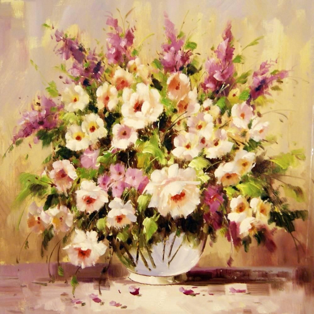 Beautiful Paintings Of Flowers Beautiful Flower Paintings