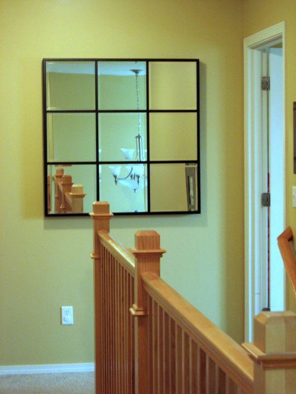 Diy: des miroirs chics pour toutes les pièces de la maison   Maison, Idée déco rangement, Diy