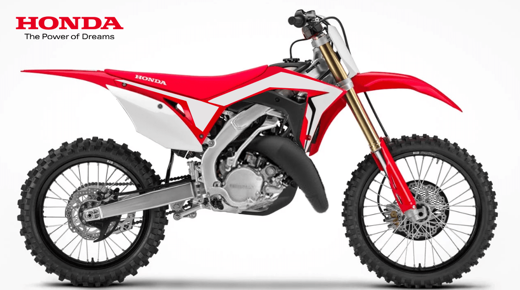 2019 Honda Announces The Completely New Cr500 Motocross Qc In 2020 Honda Dirt Bike Motocross Motocross Bikes