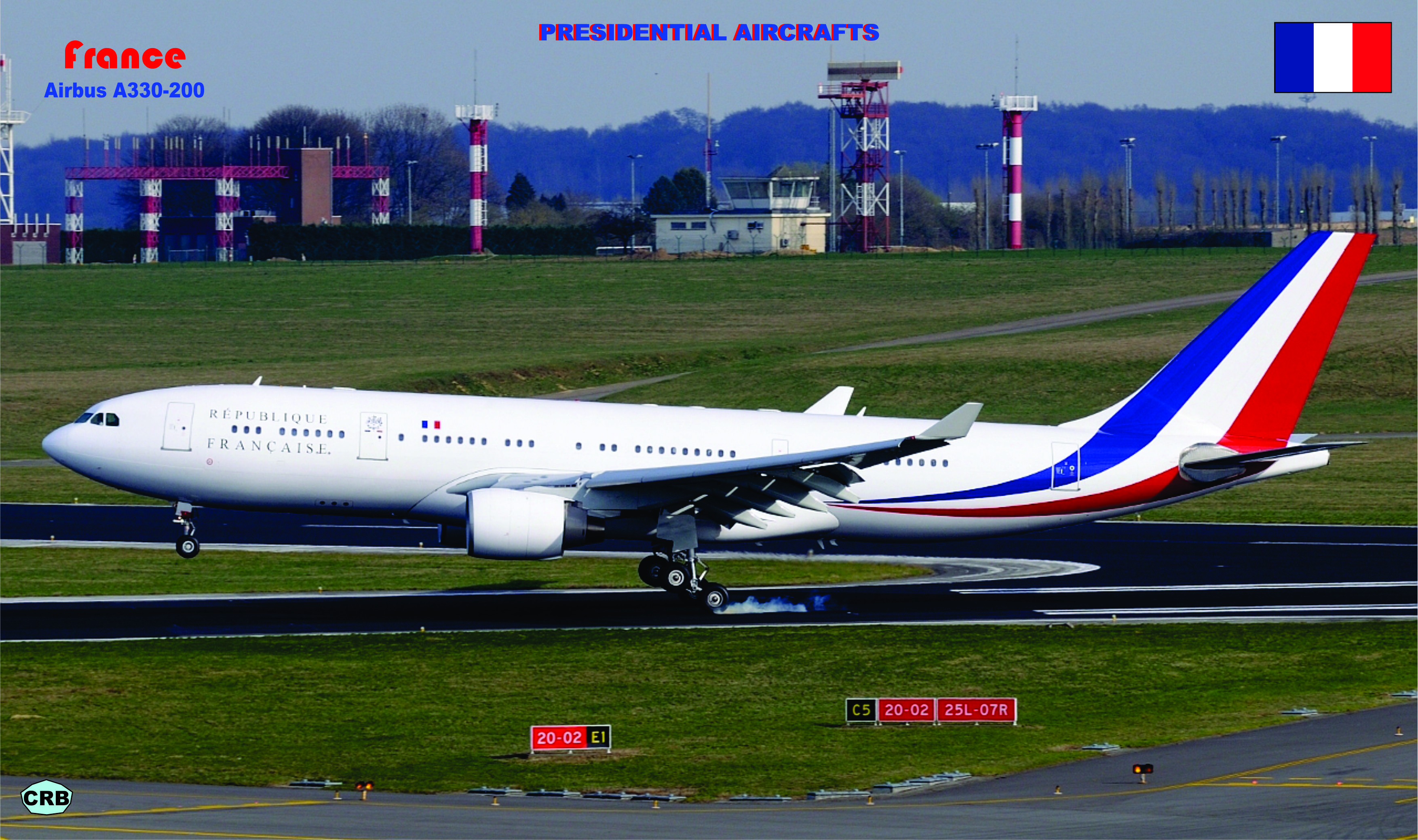 Presidential Aircraft of the France