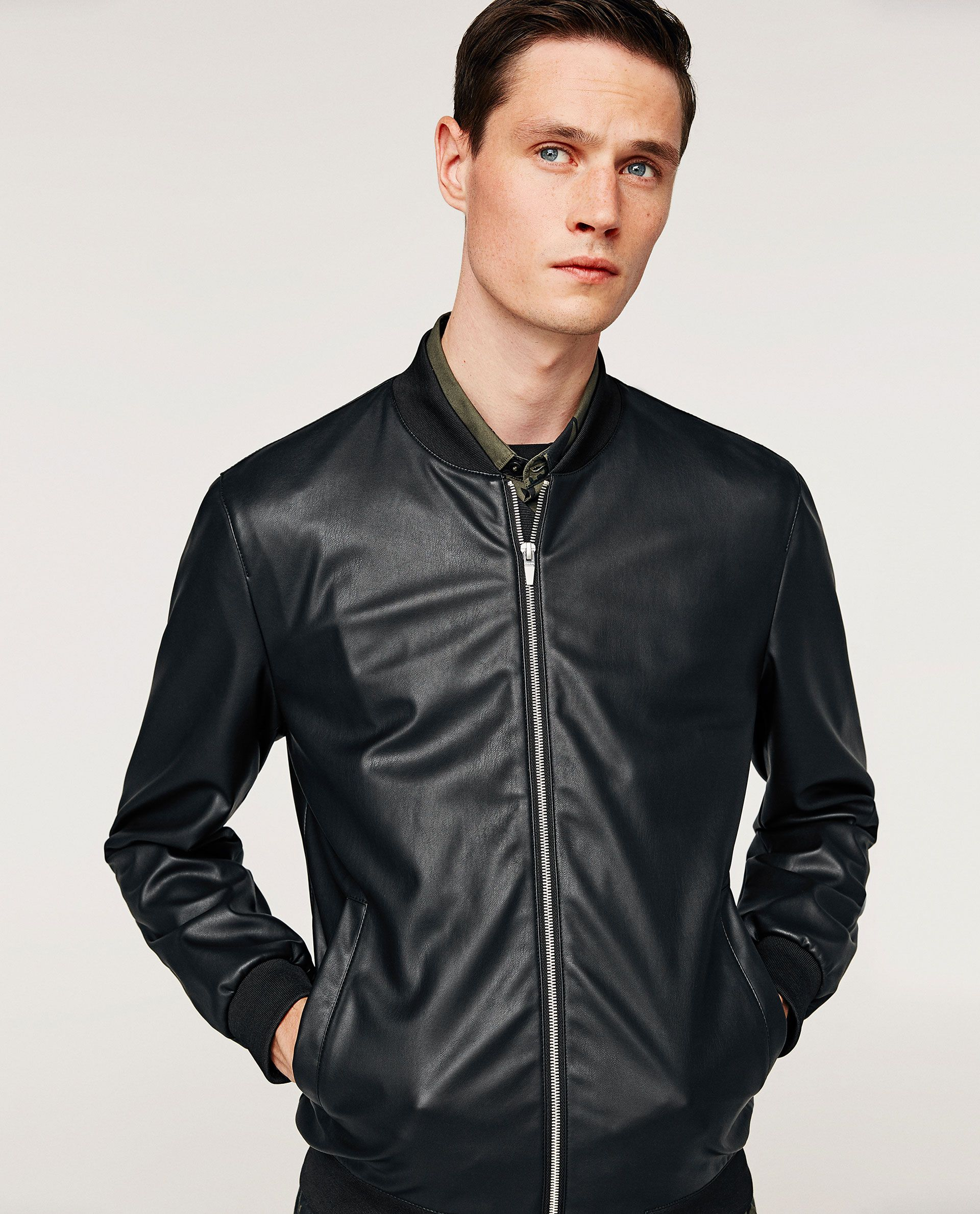 Image 1 of CLASSIC BOMBER JACKET from Zara Classic