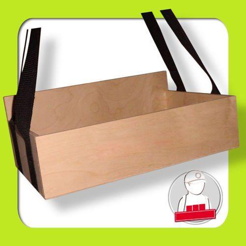 Onwijs Vendor Tray / Vending Tray / Usherette Tray (made of wood RM-05