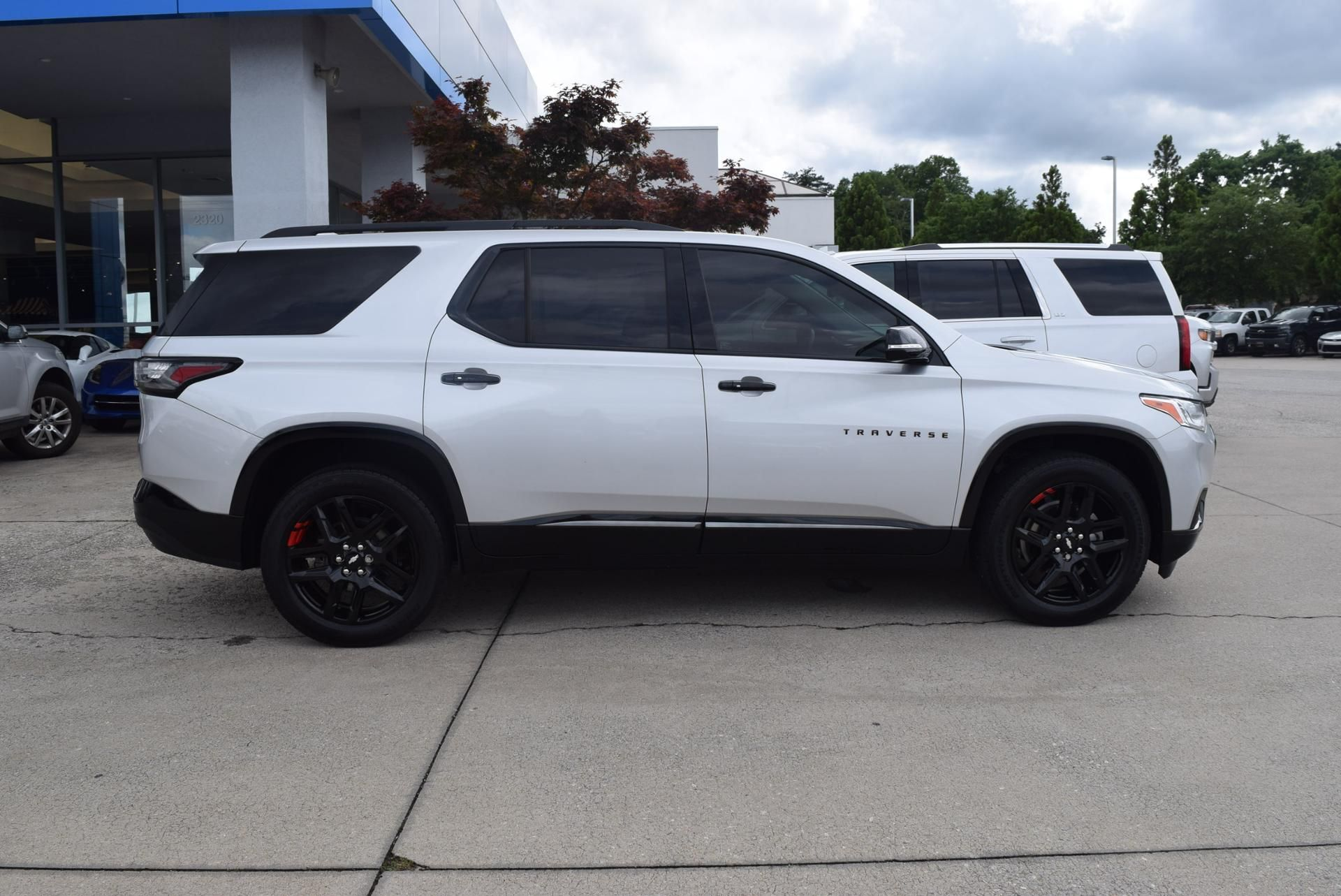 Used Chevrolet Traverse For Sale Ludowici Ga Cargurus With