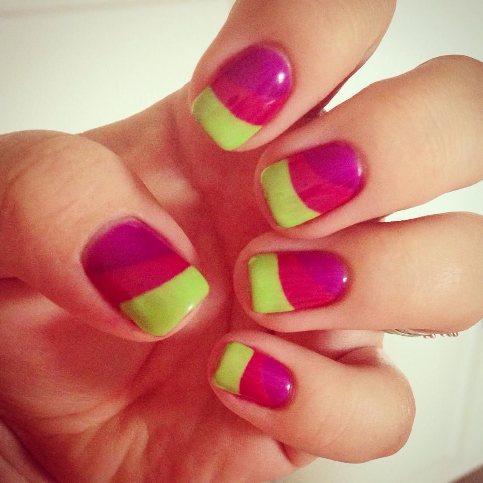 Nails done by Jessica Anderson at Karma Salon in Ashland, WI. Call ...