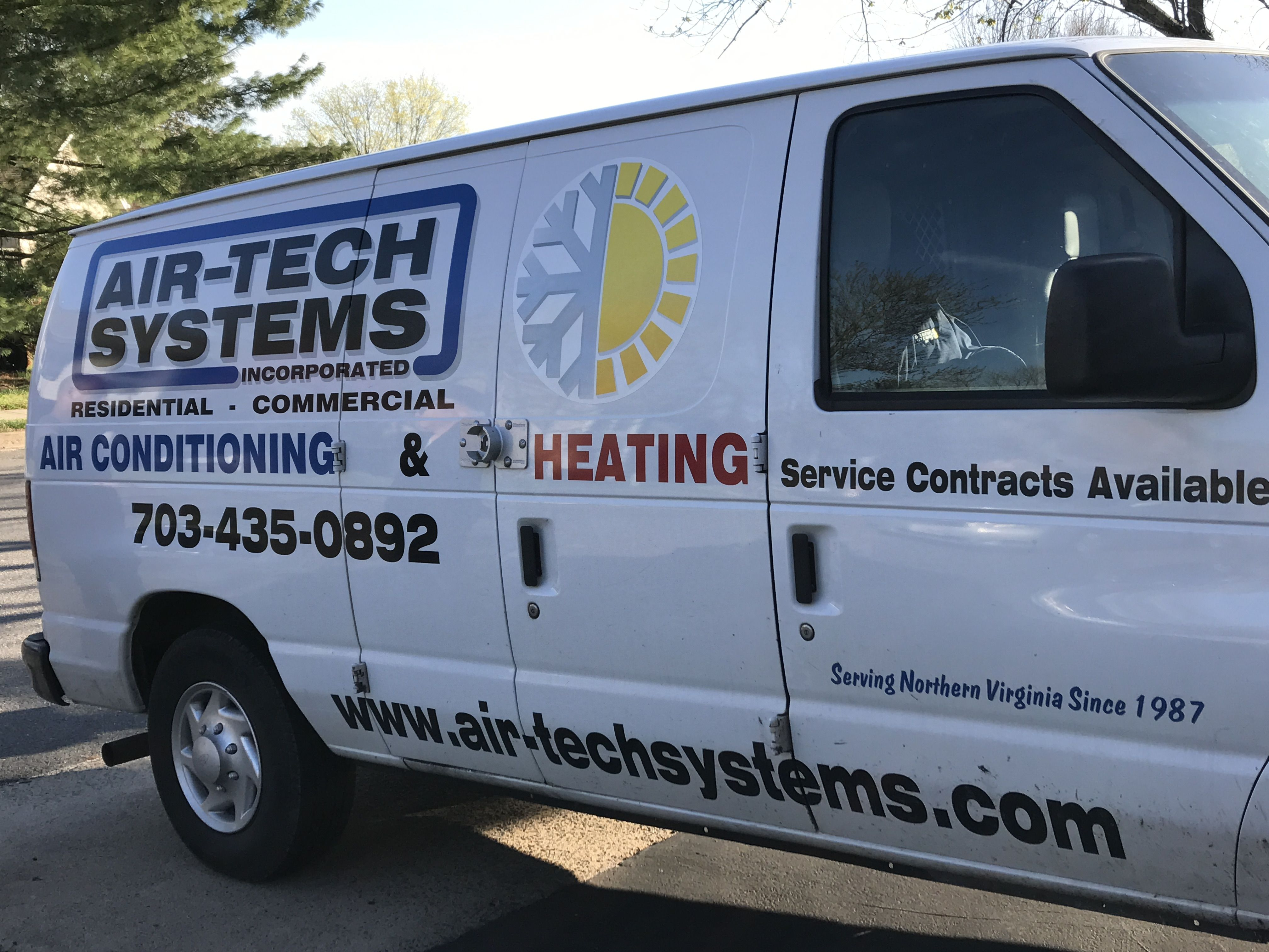 Heating Repair Near Me AirTech Systems Inc. 10930 Clara