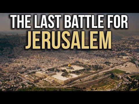 The Last battle of JESUS against ANTICHRIST (Dajjal) and GOG