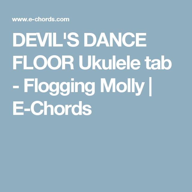 Devil S Dance Floor Ukulele Chords Flisol Home
