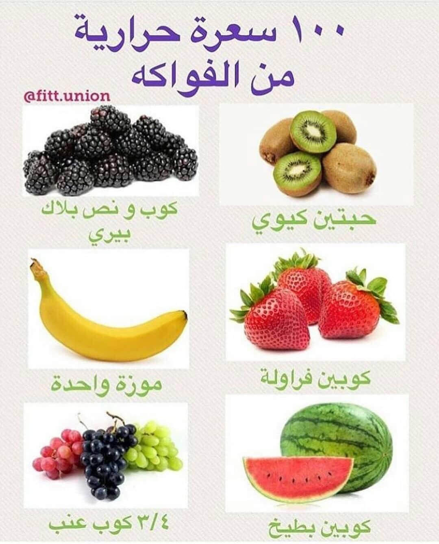حياة صحية On Instagram معلومة غذائية صحية Diet Healthy Fitness Exercises Sport Calories Walk مشي إنقاص الوزن داي Fruit Food Blackberry