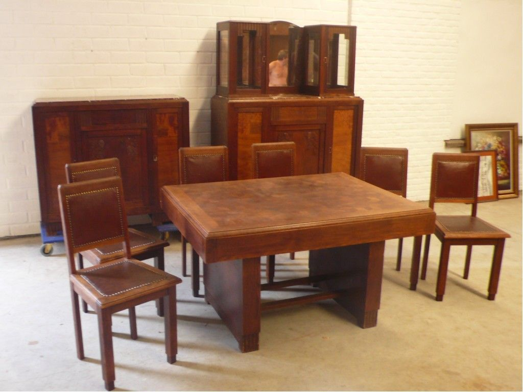 1930s Dining Room