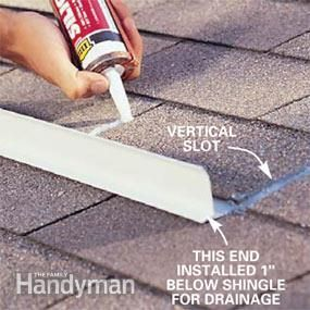 Without Gutters Rain And Snow Melt Can Flood Steps Entryways And Sidewalks A Rain Diverter Solves The Problem Without The E Diy Gutters Rain Diverter Repair