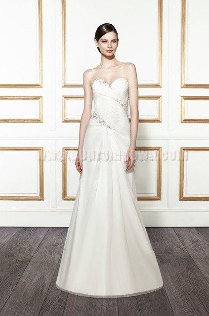 Wedding Dress 2015 Moonlight Tango Style T680 [T680]