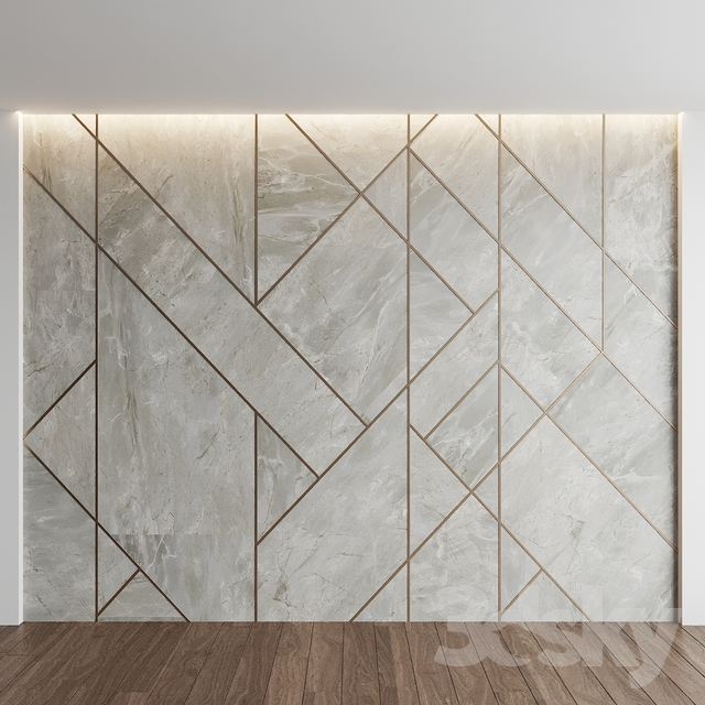 3d Models Other Decorative Objects Bosco Ardeco Wall Panel