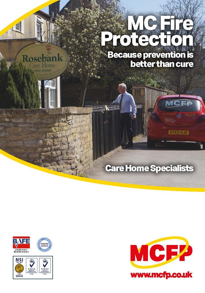 Automist smartscan fire protection for the home - Oxford In Oxfordshire Oxfordshire