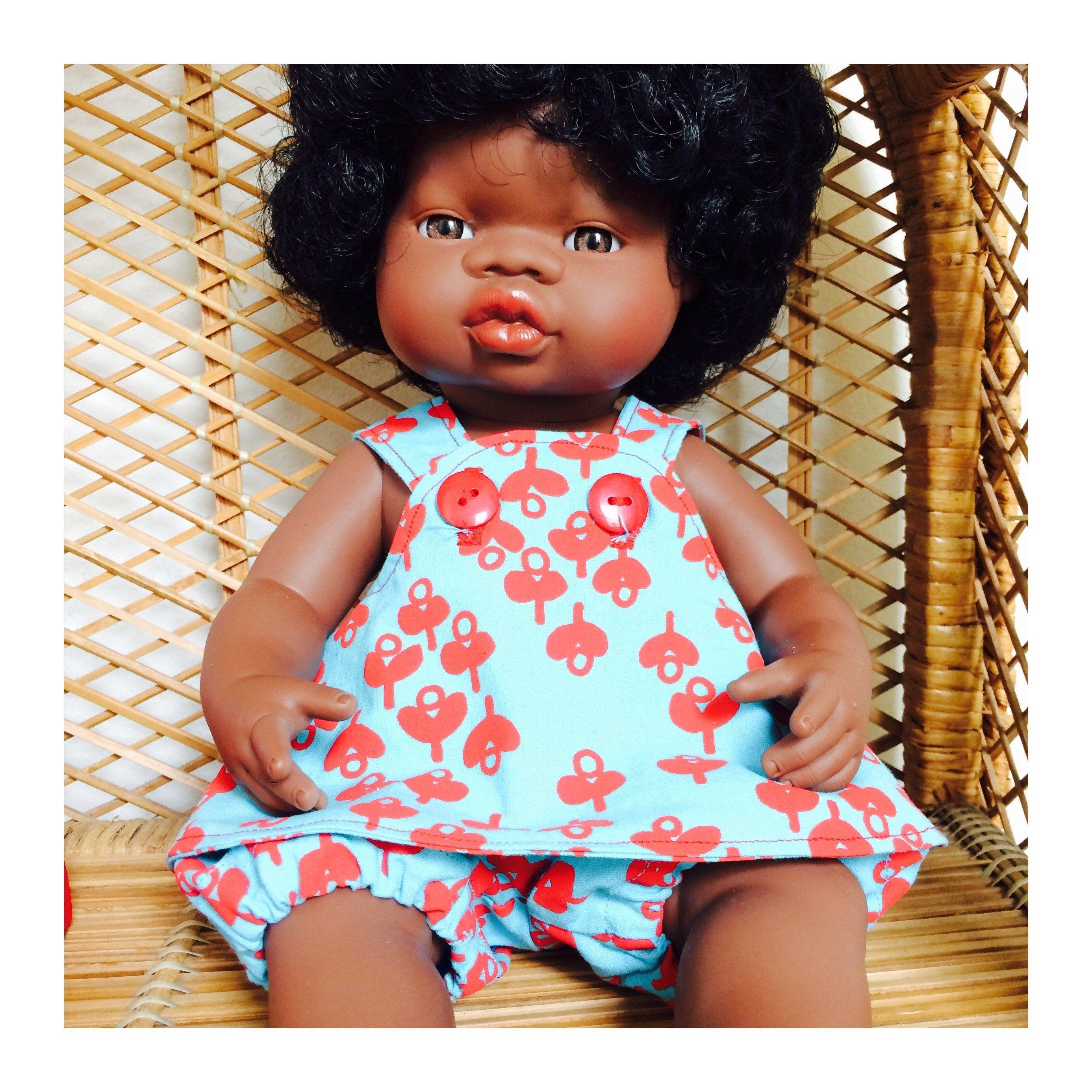 Miniland Anatomically Correct Doll - Large African Girl ...