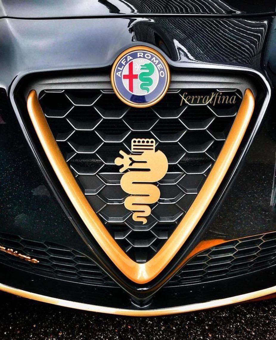 Alfa Romeo Logo, Car Wheels