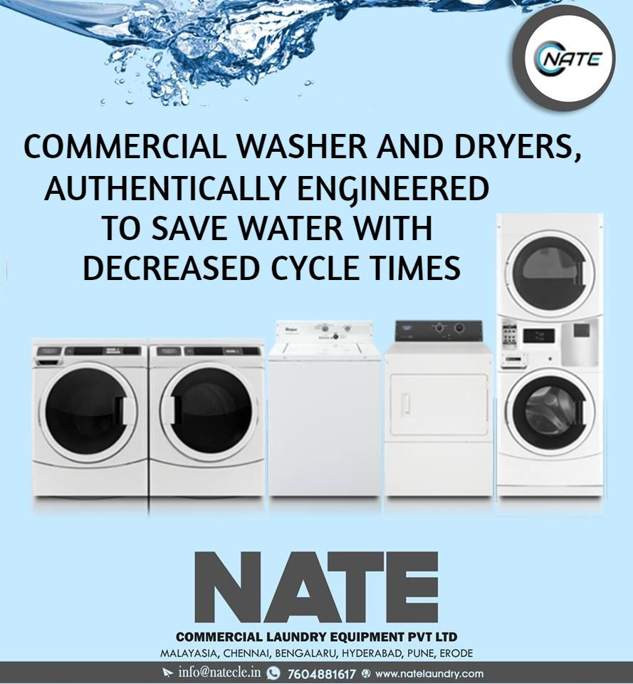Pin By Nate Commercial Laundry Equipm On Laundry Equipments